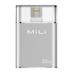 MiLi iData PRO 32GB LightningConnector - Click for more info