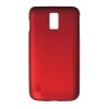 Slim Touch Case for Galaxy S5 RED - Click for more info