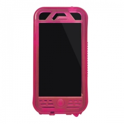 Water Proof Case for iP5- Pink - Click for more info