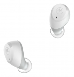 MOTO BUDS100 TWS Ear Bubs White