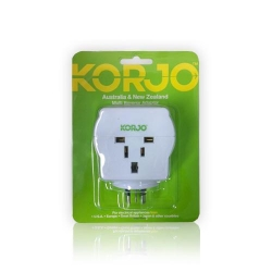 Korjo AC adaptor Multi Reverse - Click for more info