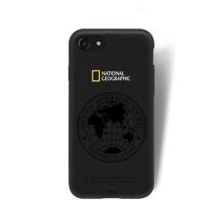 Nat Geo Double Protective iP7/8/SE BLK