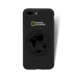 Nat Geo Double Protective iP7/8 + Black - Click for more info