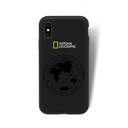 Nat Geo Double Protective iP X/XS Black - Click for more info