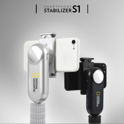 Nat Geo Stabilizer S1 Silver - Click for more info