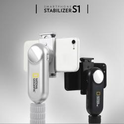 Nat Geo Stabilizer S1 Silver