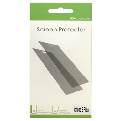 Aeon Scr Protector for iP 6/6s plus 2pc - Click for more info