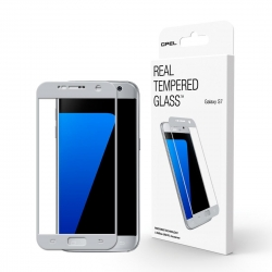 GPEL Glass Scr Pro for GS7 Silver - Click for more info
