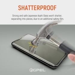 GPEL Glass Scr Pro for iP X/XS Black