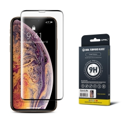 GPEL Glass Scr Pro for iP XS Max Black - Click for more info
