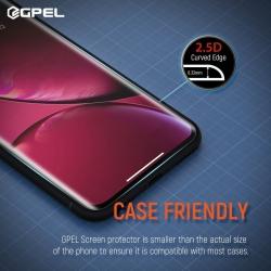 GPEL Glass Scr Pro for iP XS Max Black