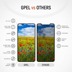 GPEL Glass Scr Pro for iP XS Max CLR