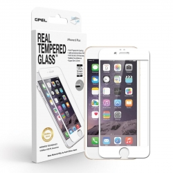GPEL Glass Scr Pro iP6/6s Plus White - Click for more info