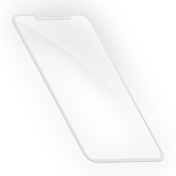GPEL Glass ScrPro iPhone 8 White - Click for more info