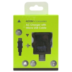 Mot/Nokia Micro USB AC/USB - Click for more info