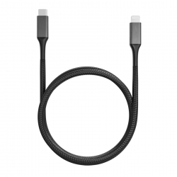 Urban 60W PD Type-C - Lightning Cable 2m - Click for more info