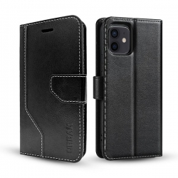 Urban Everyday Wallet iP12 Max/ Pro Blac