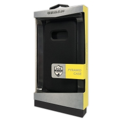 Urban Pyramid Case for S10+ Black - Click for more info