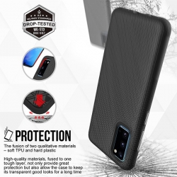Urban Pyramid Case for S20 Black