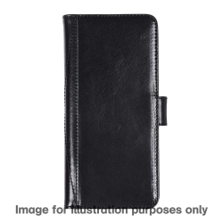 "Urban Genuine Leather Wallet iP 5.8"" BLK - Click for more info"