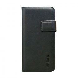 Urban 2 in 1 Wallet for iP6/6s Plus BLK - Click for more info